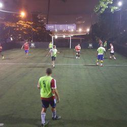futebol corporativo