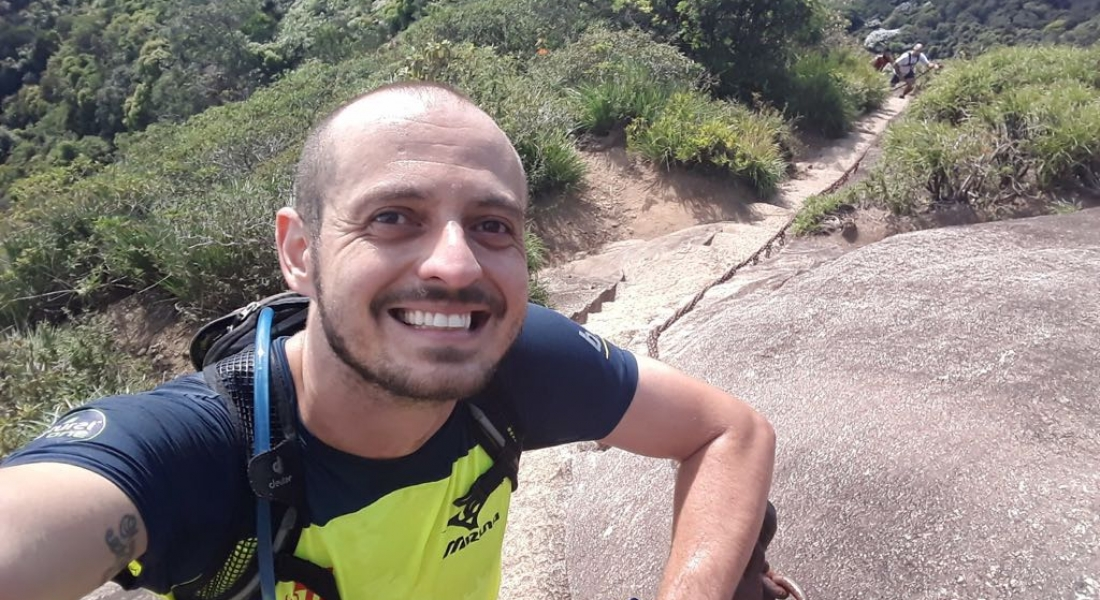 Diego Costa: a incrível arte de ser ultramaratonista sem perder a ternura