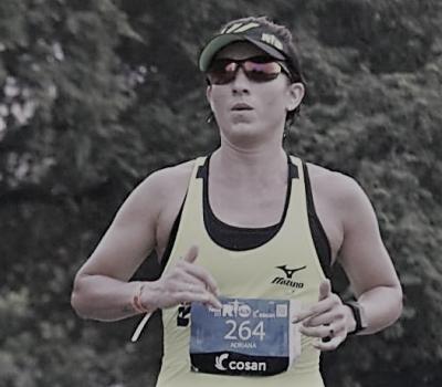 Adriana Baense e a Maratona do Rio: 'Foi a melhor dor nas pernas que já senti! A do dever cumprido!'