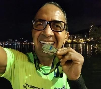 Darcizo Souza e um estopim chamado corrida