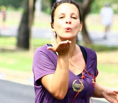 Mariana Maia: Projeto Maratona de Vancouver em construção